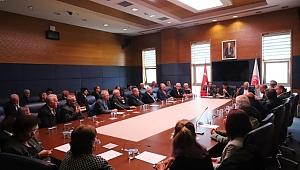 EGİAD İş Dünyası Ankara'ya Çıkarma Yaptı