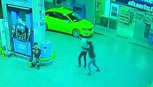 İzmir'de akaryakıtta cinayet işleyen zanlı tutuklandı
