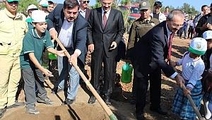 İzmir'de de 'fidanlar fidanlarla büyüyecek'