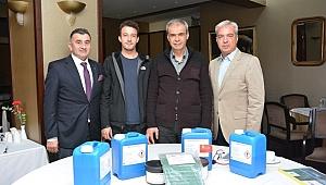 İzmirli Omorfo ve Mitra, endüstrideki kötü kokulara son verecek