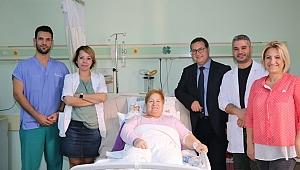Kanser Sanılan Hastanın Akciğerinden Ceviz Çıktı…