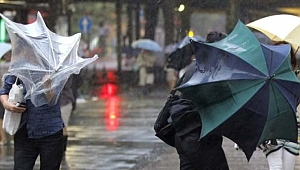 Meteorolojiden Ege için son dakika kuvvetli yağış uyarısı