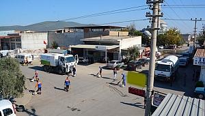 Torbalı Belediyesinden 'Temizlik Timi'