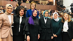 AK Parti İzmir Kadın Kolları Başkanı Büyükdağ'dan '5 Aralık' mesajı
