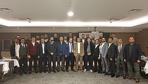 Askon İzmir 2019 Yılını Planladı