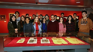 Atatürk Sergisi'ne 100 Bin Ziyaretçi