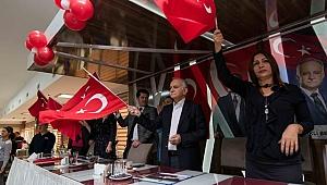 Başkan Karabağ, engelli vatandaşlarla buluştu