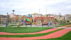 Bornova Belediyesi'nden yeni bir park daha
