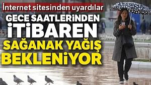 Bugün Hava Nasıl Olacak| 18 Aralık İstanbul,Ankara,İzmir Hava Durumu