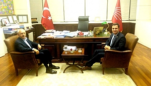 CHP İzmir İl Başkanı'ndan Kılıçdaroğlu ile kritik görüşme