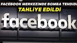 Facebook merkezi bomba tehdidi nedeniyle tahliye edildi