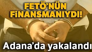 FETÖ'nün finansçısı 'gaybubet evi'nde yakalandı!