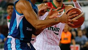 Pınar Karşıyaka'yı 89-86'lık skorla mağlup oldu