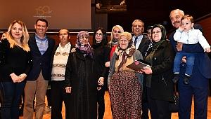 Tarihe Saygı Ödülleri, 16. kez sahiplerine verildi.