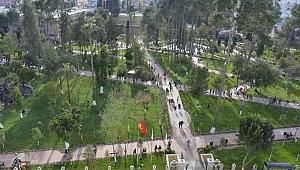 Tarsus'ta Bahşiş Mahallesi Sosyal Tesisleri Açıldı!