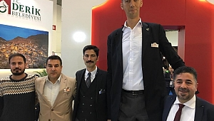 Travel Turkey İzmir'de Sultan Kösen sürprizi