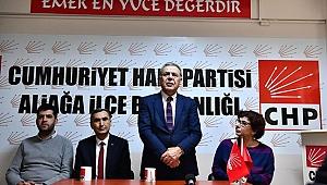 Başkan Kocaoğlu'ndan Ak Partiye gönderme