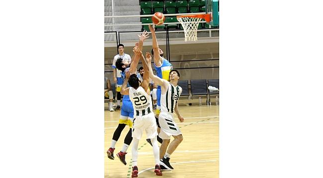 Bornova Belediyespor'da öncelikli hedef play-off