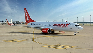 Corendon Airlines'tan Ege turizmine destek
