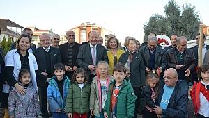 Efeler Belediyesi'nden 5 Yılda 53 Yeni Park