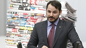 Hazine ve Maliye Bakanı Albayrak'tan yazılı basına müjde