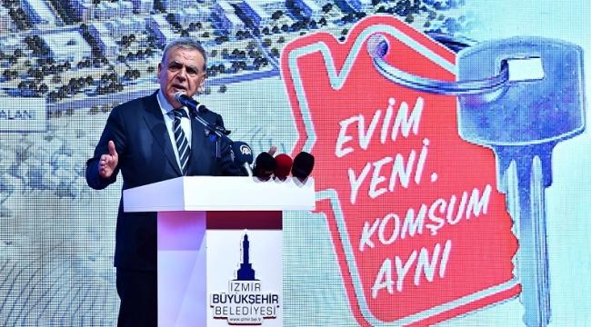 """""""İzmir için geceli gündüzlü çalışmaya devam edeceğim"""""""