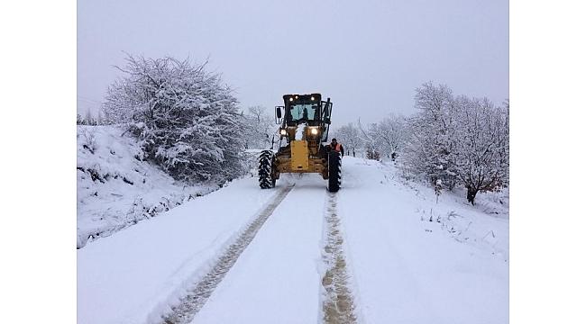 İzmir'in karla imtihanı