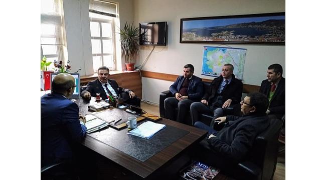 Serdar Mersin: 'Halkımıza ayrım yapmadan hizmet edeceğiz'