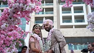 2019'un ilk Hint düğünü Antalya'da yapıldı