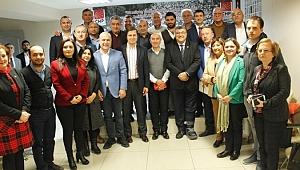 CHP'de milletvekilleriyle 31 Mart zirvesi