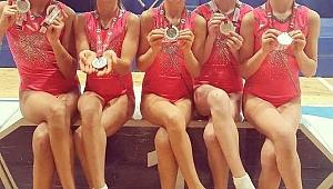 Cimnastikte bir marka: Bornova Belediyespor