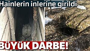 Diyarbakır'da teröristlere büyük darbe !