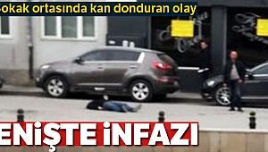 Eniştesi tarafından vurulan şahıs öldü