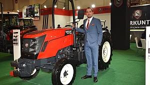 Erkunt Traktör, Egeli Çiftçilerle Buluştu