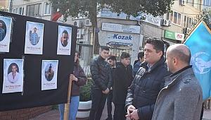Fırat Yılmaz Çakıroğlu Aliağa'da anıldı