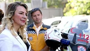 İzmir'de bulunan ambulansların hızı gelişmiş ülkeleri geçti