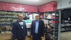 Kur'an'a Hizmet Derneği'nden giyim markete yardım