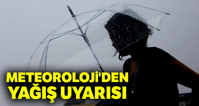 Meteoroloji'den yağış uyarısı |18 Şubat yurtta hava durumu