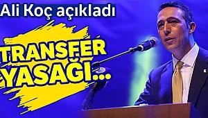 Ali Koç: '60 milyon Euro kar edemezsek UEFA'dan ceza alabiliriz'