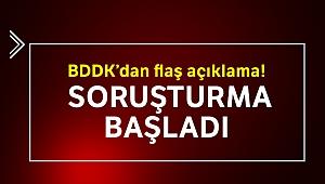 BDDK'dan manipülatif döviz alımına yönelten bankalara inceleme