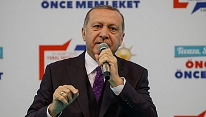 Cumhurbaşkanı Erdoğan yeniden İzmir'e geliyor