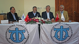 Denizciler AK Partili Necip Nasır'ı ağırladı