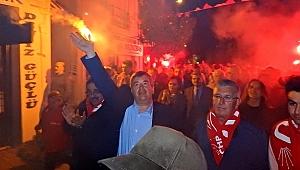İttifak Milletvekilleri'nden Ekrem Oran'a tam destek
