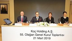Koç Holding'in 55. Olağan Genel Kurulu Gerçekleşti