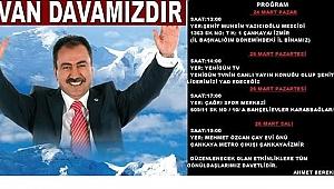Muhsin Yazıcıoğlu İzmir'de Yoğun Program İle Anılacak