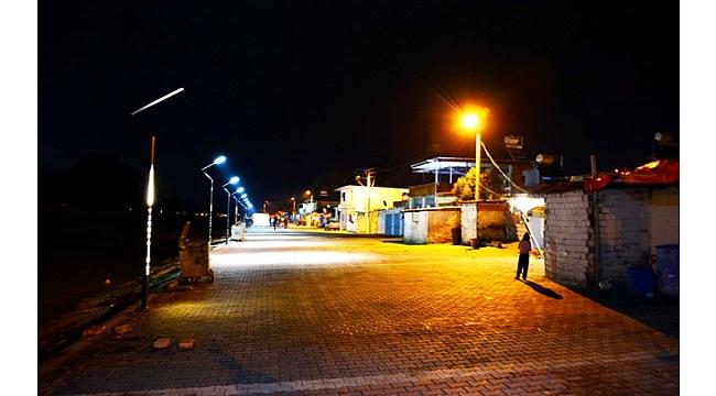 Torbalı'daki Yeni Mahalle artık ışıl ışıl