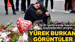 Yeni Zelanda terör saldırısında hayatını kaybedenleri anıyor
