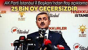 AK Parti İstanbul İl Başkanı Bayram Şenocak'tan açıklama!