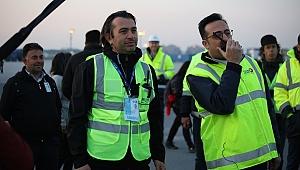 Arkas Lojistik Türk Hava Yolları'nı yeni evine taşıdı