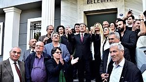 """Bornova'da 'Mustafa İduğ"""" dönemi başladı"""